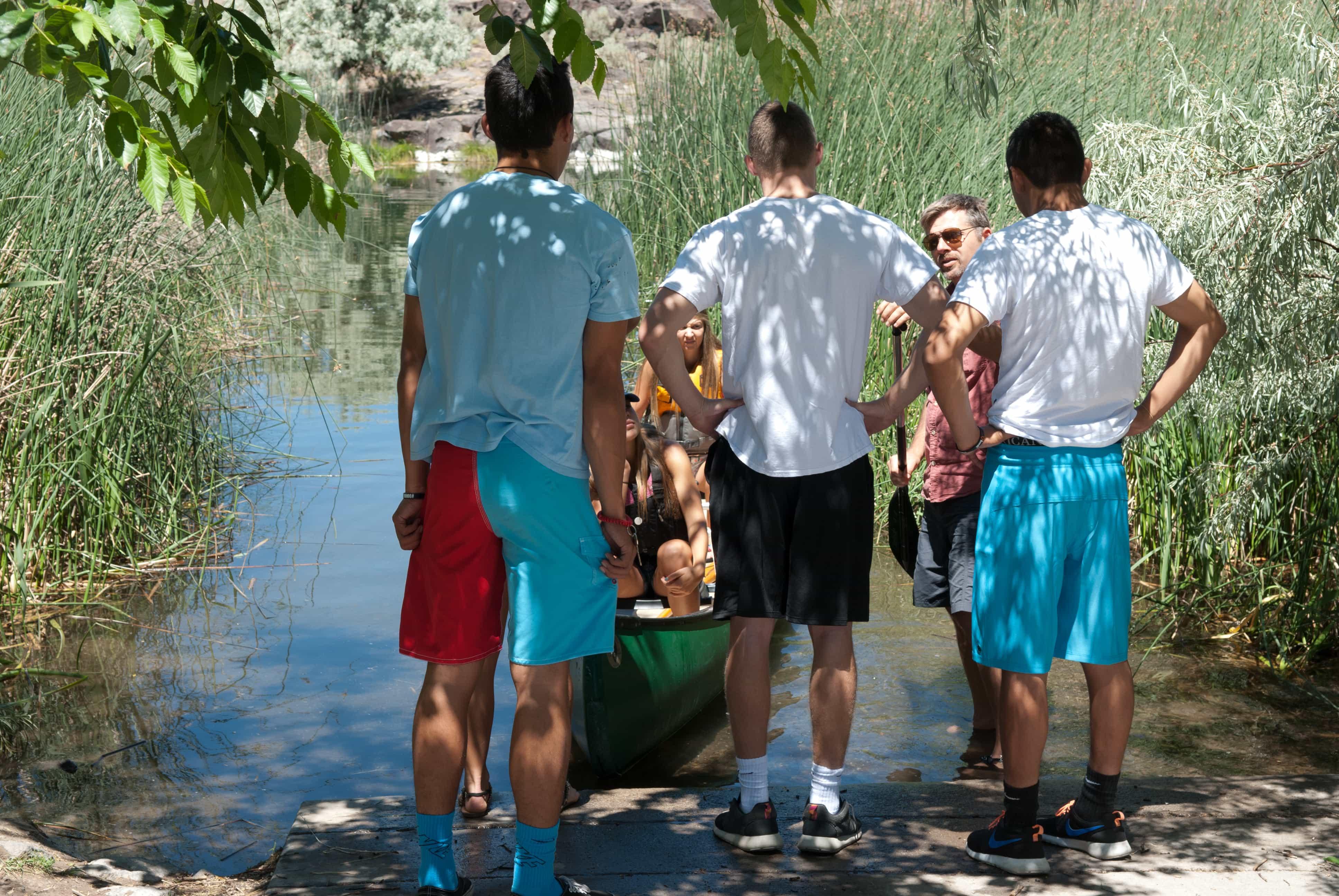 Boot Camp for Struggling Teens | BlueFireWilderness