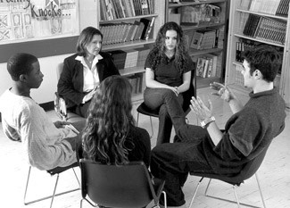 Group Therapy for Teens Promotes Positive Peer ...